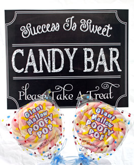 Candy Bar Ideas Success Is Sweet Graduation Party